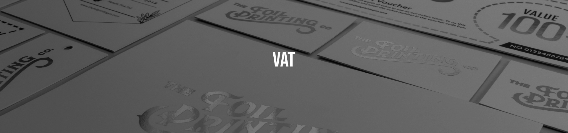 VAT Banner